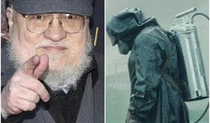 Game of Thrones author George RR Martin loved HBO's Chernobyl.