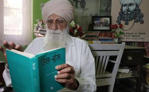 Jaswant Kanwal: The grand old man of Punjabi literature turns 101 today