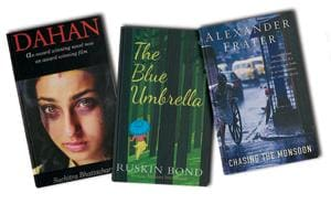 What to read as it rains