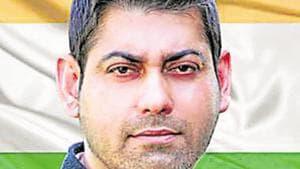 Haryana Congress leader Vikas Chaudhary shot dead in Faridabad on Thursday(ANI)