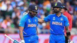 India vs Bangladesh: Rohit Sharma, Virat Kohli hold key for India(AFP)