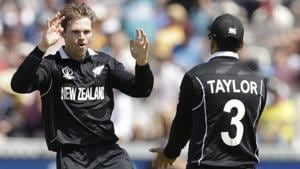 New Zealand will take on England in the ICC World Cup 2019.(AP)