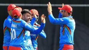 Afghanistan take on West Indies(AFP)