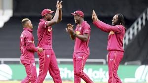World Cup 2019: West Indies end campaign with 23-run win over Afghanist...