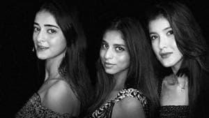Ananya Panday, Suhana Khan and Shanaya Kapoor are the Indian Charlie's Angels.