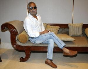 The actor stars in series 'Booo Sabki Phategi' that is now premiering on OTT platform.(Dheeraj Dhawan/HT Photo)