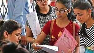 The second-most popular choice of FYJC students in the Mumbai Metropolitan Region was science this year.(HT File / Photo used for representational purpose)