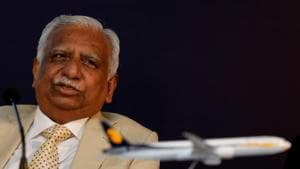 According to the plea, on May 25, Naresh Goyal was going abroad for some meetings with foreign investors who had reportedly infused some interest in the defunct jet Airways.(Reuters File Photo)