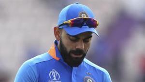 India vs New Zealand, semi-finals: Indian captain Virat Kohli(AP)