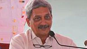 """A day after 10 Congress MLAs joined the Bharatiya Janata Party (BJP), the old guard in the ruling party and those considered close to former chief minister Manohar Parrikar expressed unhappiness with the manner in which the party had been """"Congressized"""".((Photo courtesy: MoD spokesperson twitter handle))"""