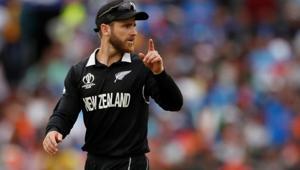 India vs New Zealand: Kane Williamson(Action Images via Reuters)