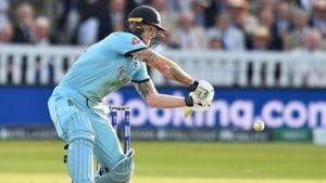 England's Ben Stokes(AFP)