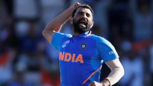 File image of Mohammed Shami(Action Images via Reuters)
