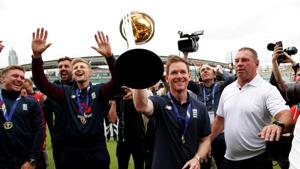 WorldCup 2019:'Good bye England! You served well'