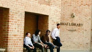 B-schools have taken up the cause of increasing the employability factor among the students(HT File)