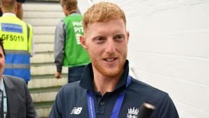 File image of England cricketer Ben Stokes.(AFP)