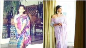 Sonam Kapoor has always been a fan of wearing sarees.
