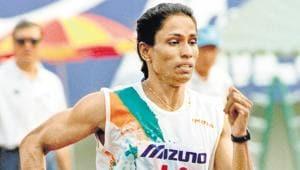 PT Usha nominated for IAAF's Veteran Pin