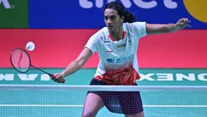 PVSindhu battles past Mia Blichfeldt to enter Indonesia Open quarters