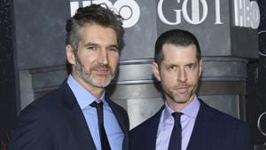 David Benioff and DB Weiss will not be a part of Game of Thrones' SDCC panel.(Evan Agostini/Invision/AP)