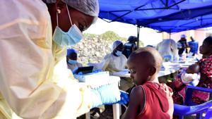 Ebola outbreak in Congo declareda global health emergency