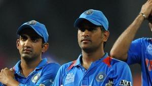 Gautam Gambhir makes big statement about future of MS Dhoni in Indian team