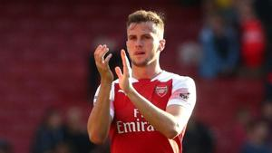 Unai Emery talks up leadership role for Rob Holding at Arsenal amid Laurent Koscielny stand-off