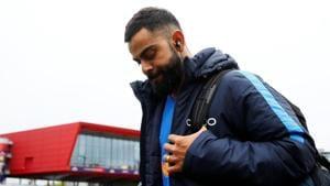 'Hard work has no substitute': Virat Kohli trains hard ahead of West Indies tour - Watch