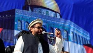 Hafiz Muhammad Saeed(REUTERS FILE)