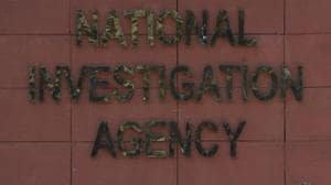 During the searches, the NIA has retrieved several electronic materials and documents.(HT PHOTO.)