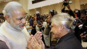 'Deeply saddened,' PM Modi condoles Sheila Dikshit's death