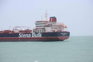 Britain 'looking at options' to respond to Iran's seizure of tanker