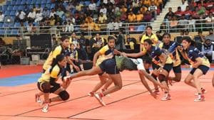 Pune League Kabaddi: Maay Mulshi overcome Zunzhar Khed 38-35 to enter finals