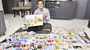 Pune's philatelists put on display  their collectors' items