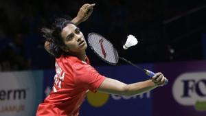 PV Sindhu loses Indonesia Open final to Akane Yamaguchi.(AP)