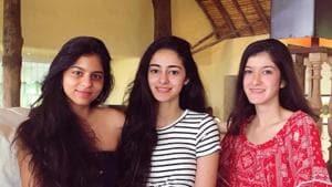 Ananya Panday, Suhana Khan and Shanaya Kapoor are often spotted together.