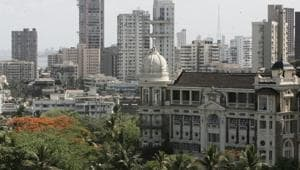 File photo of Malabar Hill, Mumbai.(HT File Photo)