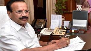 Union Minister Sadananda Gowda said that the Congress and JD(S)coalition government do not have sufficient numbers to show their majority on the floor of the House and was prolonging a crisis by not holding a trust vote.(AFP)