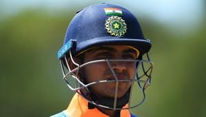 File image of India cricketer Shubman Gill(Getty Images)