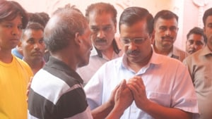 The Delhi government has also requested that the government considers GPA and other documents (which were declared void by a 2011 order of the Supreme Court) be considered eligible for registry. (Photo @ArvindKejriwal)