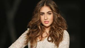 Sara Ali Khan makes her fashion week debut at ICW 2019.