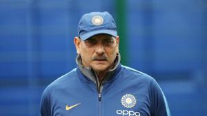 Ravi Shastri set to be retained as India head coach(Action Images via Reuters)