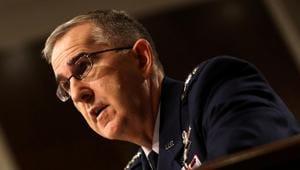Air Force Gen. John E. Hyten.(REUTERS File Photo)