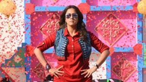 Jyotika gets an entry reserved for film hero but she is the 'shero' of Jackpot.