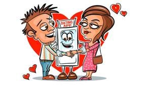 Even as matrimonial websites continue to boom, there is a steady growth in the dating app market as well. This could be a reflection – at least in urban spaces – of the growing acceptability of dating itself(File)