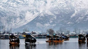Travel to the Kashmir area, including Srinagar, is not advised, it said.(HT Photo)