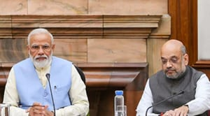 Sources also added that issues pertaining to Jammu and Kashmir are likely to be discussed during the high-profile engagements.(HT Photo)