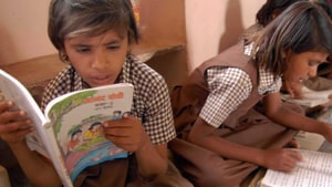 The programme is a statewide initiative that seeks to achieve grade-level competency among students. Image used for representational purpose only.(HT file photo)