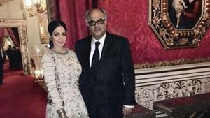 During the making of English Vinglish, Ajith had promised to Sridevi that he would do a film with Boney Kapoor.(Instagram)