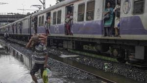 Central Railway (CR) began to operate fully on Tuesday.(Bloomberg Photo)
